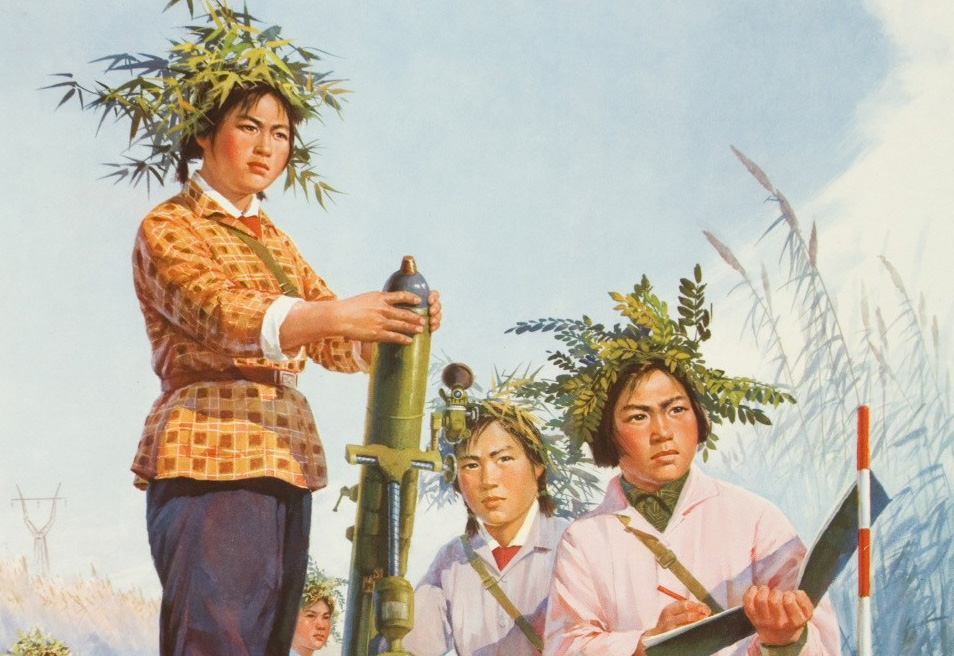 Chinese-Cultural-Revolution-Poster-exhibition-2009
